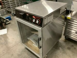 Hatco Fshc 7 1 1 2 Height Insulated Mobile Heated Cabinet W 7 Pan Capacity