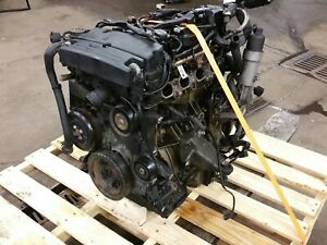 2004 Mercedes C230 W203 C class 1 8l Engine Assembly