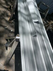 100 Sheets 3x25 New Metal Roofing Galvalume Plus read Full Descriptions