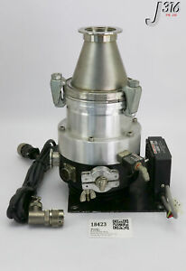 18423 Edwards Turbomolecular Pump P n B74003000 W Ext 250h iso 100