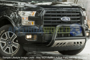 Aries 3in Stealth High Gloss Black Bull Bar For 04 20 F 150 03 17 Expedition