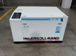 Ingersoll Rand 20hp Screw Air Compressor 80 Cfm 125 Psi Fully Serviced Tested