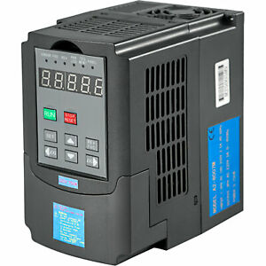 1hp 0 75kw 220v 4a Vfd Variable Frequency Drive Inverter Converter Low output