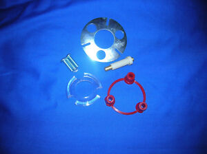 57 60 Chevy Except Impala Horn Contact Rebuild Kit