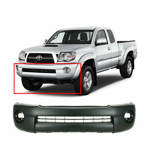Textured Front Bumper Cover Fascia For 2005 2011 Toyota Tacoma Pickup 5211904040