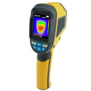 Ht 02d Handheld Digital Ir Infrared Thermal Imaging Camera Thermometer Thermal