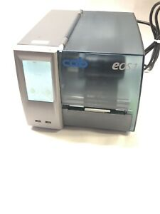 Cab Eos1 300 Touchscreen Lcd Display Bar Code Label Printer