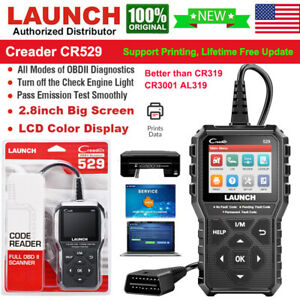 2020 New Automotive Obd2 Can Code Reader Scanner Launch Car Diagnostic Scan Tool