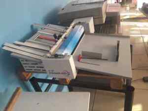 Perforating Creasing Trimmer Machine