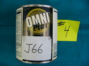 Ppg Paint Tint Omni Plus M582 Shop Line J66 Quindo Red Mixing Base 1qt 4