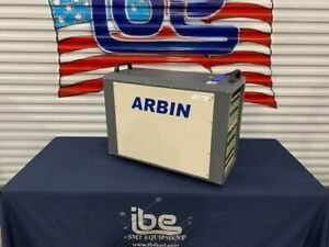 Arbin Instruments Bt 2000 Bt2000 Battery Load Test System 2013 Vintage