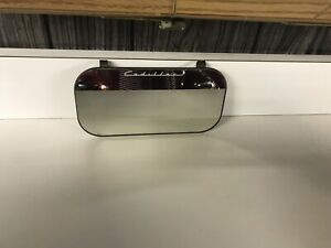 Vintage Cadillac Clip On Visor Mirror