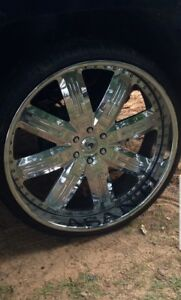 28 Inch Asanti Rims And Tires