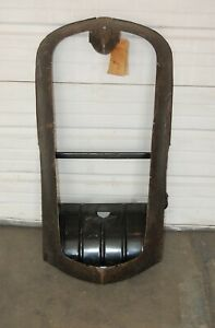 1936 Plymouth New Old Stock Grille Shell Assembly