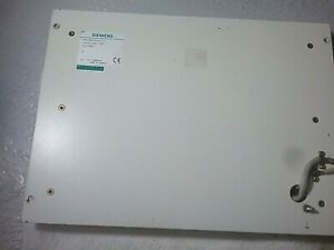 Siemens Simatic Touch Panel Pc 670 A5e00048700