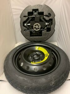 Oem 2018 Kia Optima Spare Tire Kit With 16 Or 17 Factory Wheels