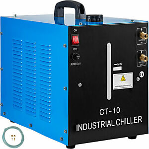Wrc 300a Water Cooler Mig Tig Welder Torch Water Cooling 10l Water Chiller 1 5kw