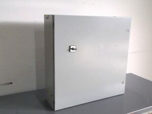 Hoffman Csd30308 Industrial Electrical Panel Enclosure 30 x30 x8