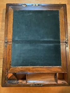 Antique English Victorian Lap Desk