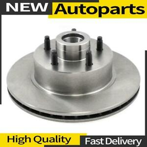 1x Disc Brake Rotor And Hub Assembly Front Durago For 1975 1980 Ford Granada