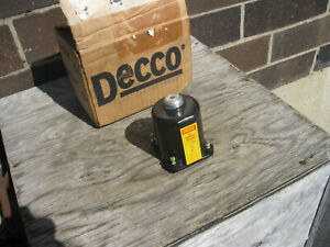 Moore Jig Grinder Decco Oil Immersed Solenoid Model 17 738 115 Volt 60 Cycles
