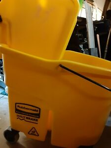 Buckiet Floor Wave Brake Side Press Combo Mop Bucket Beast Deal Promoted