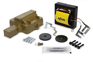Accel Brute Thunder Hei Coil Yellow Wire 140013