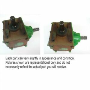 Used Hitch Gear Case Assembly John Deere 956 946 955 945 Ae50910