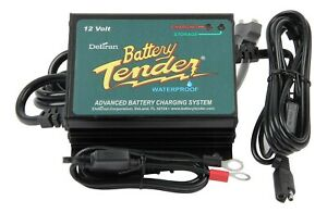 Battery Tender Plus 12v Waterproof Battery Charger P n 022 0157 1