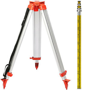 New Super Combination 1 65m Aluminum Tripod 5m Staff For Rotary Laser Leveltop