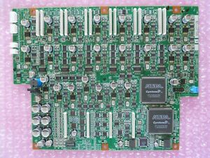 Used Hp Designjet 9000s 10000s Carriage Board Hp Part q6665 60048
