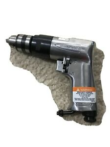 Snap On Blue Point At803ak 3 8 Air Drill Reversible