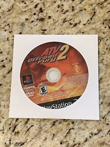 ATV Offroad Fury 2 (Sony PlayStation 2  2002) DISC ONLY