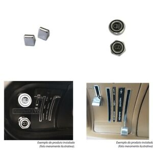 Set Knobs Buttons Panel Original Ford Maverick