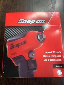 Brand New Snap On 3 8 Drive Air Impact Wrench Mg325