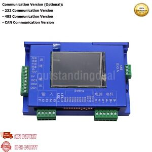 Integrated Stepper Motor Driver Controller With Driver Touch screen Controller