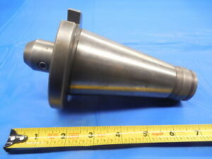Lyndex Nmtb50 1 Dia Solid End Mill Tool Holder 3 1 2 Projection N5006 1000 1 0