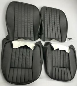 New Jaguar Xke E type Si Vynil Seat Cover Made To Original Specification