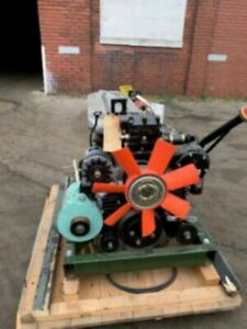 Perkins 1004t Diesel Engine All Complete And Run Tested