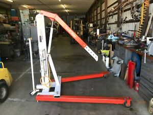 Otc Engine Crane Otc Equipment Crane 2200 Usa Made One Owner Will Ship