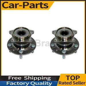Fits Mazda Cx 7 2007 2012 2x Centric Parts Rear Axle Bearing And Hub Assembly