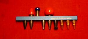 Dent Craft This Aluminum Interchangeable Pdr Tips With Holder 11 Tips