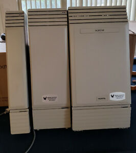 Nortel Norstar Mics Business Telephone System Call Pilot 100 And 34 Phones