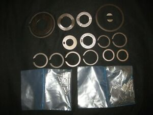 Saginaw 3speed 4speed Small Parts Kit W Snap Rings Needle Bearings Sp301 50