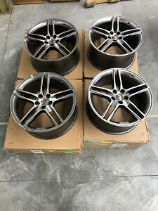 Nos Oem Roush Ford Mustang 20 Wheels 2015 2016 2017 2018 2019 2020 2014 2012 Gt