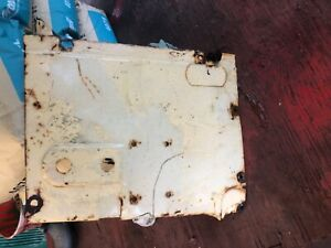 430 Case Tractor Left Front Hood Panel Part A36681