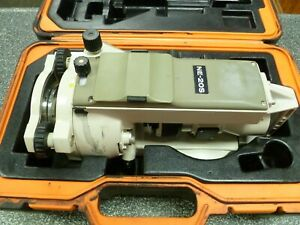 Nikon Digital Electronic Theodolite Ne 20s Level Surveying Tool Equipment