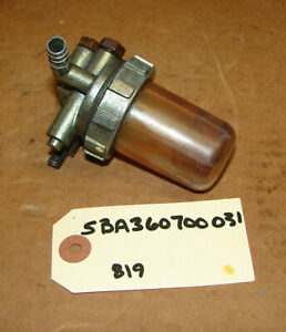 Sba360700031 Ford 1500 1300 1700 Fuel Filter Assembly No Filter