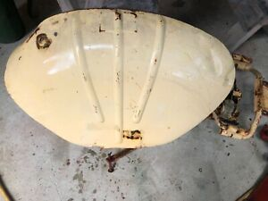 Case Tractor Tractor Rear Left Fender