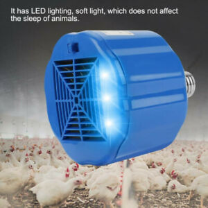 Cultivation Heating Lamp Thermostat Fan Heater For Chicken Egg Incubator